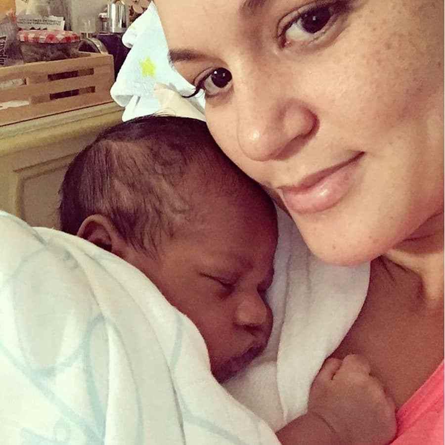 Tami Chynn And Wayne Marshall Welcome Baby Boy Atlas ...