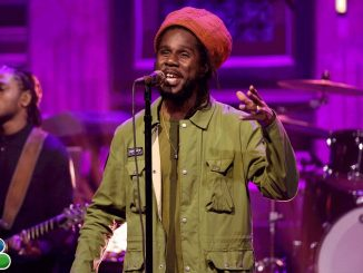 Watch Chronixx perform Majesty and Likes on The Tonight Show