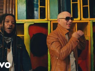 Pitbull Feat Stephen Marley – Options