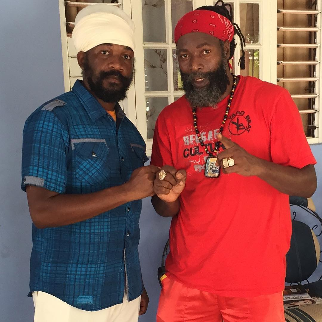 Was Capleton Voicenotes With Rape Accuser Leaked Online