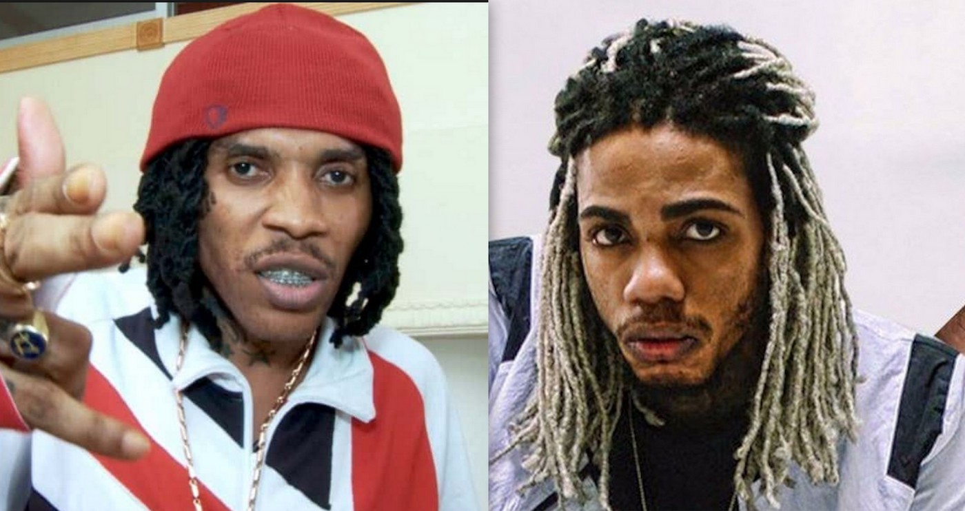 Vybz Kartel and Alkaline diss