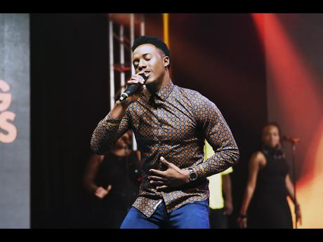 Image result for Romain Virgo and jamaica star