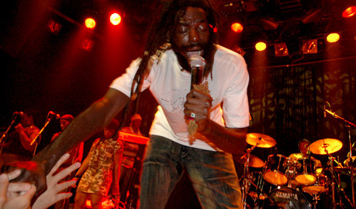 Image result for buju banton in concert