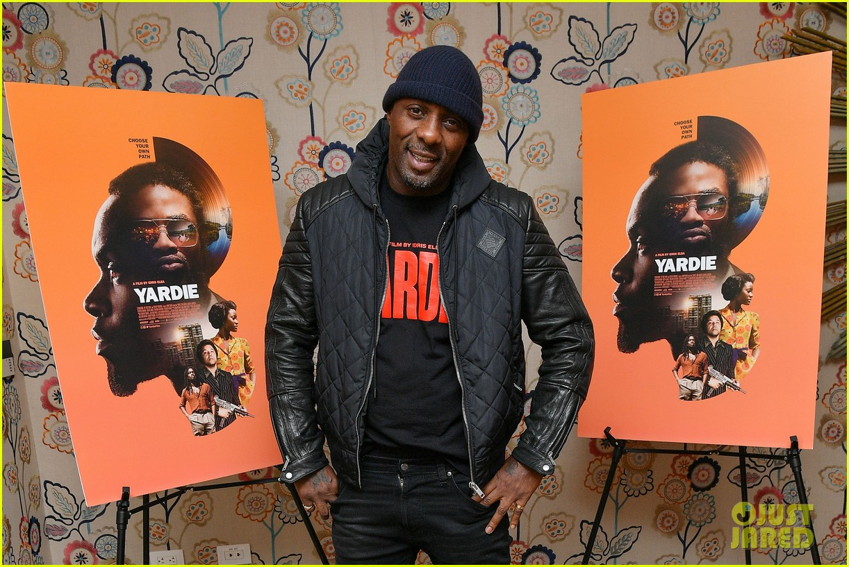 Image result for Yardie Idris Elba