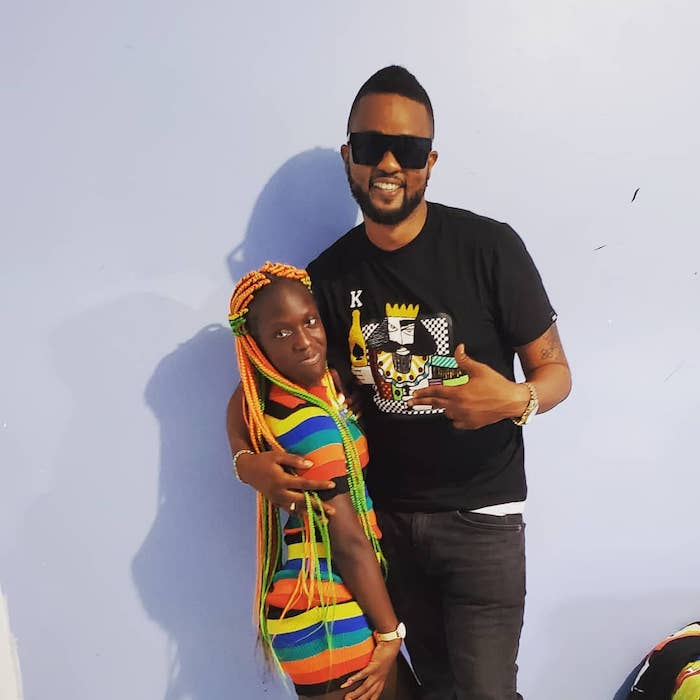 Mackerel New Dancehall Artiste Boyfriend Release Debut Music Video