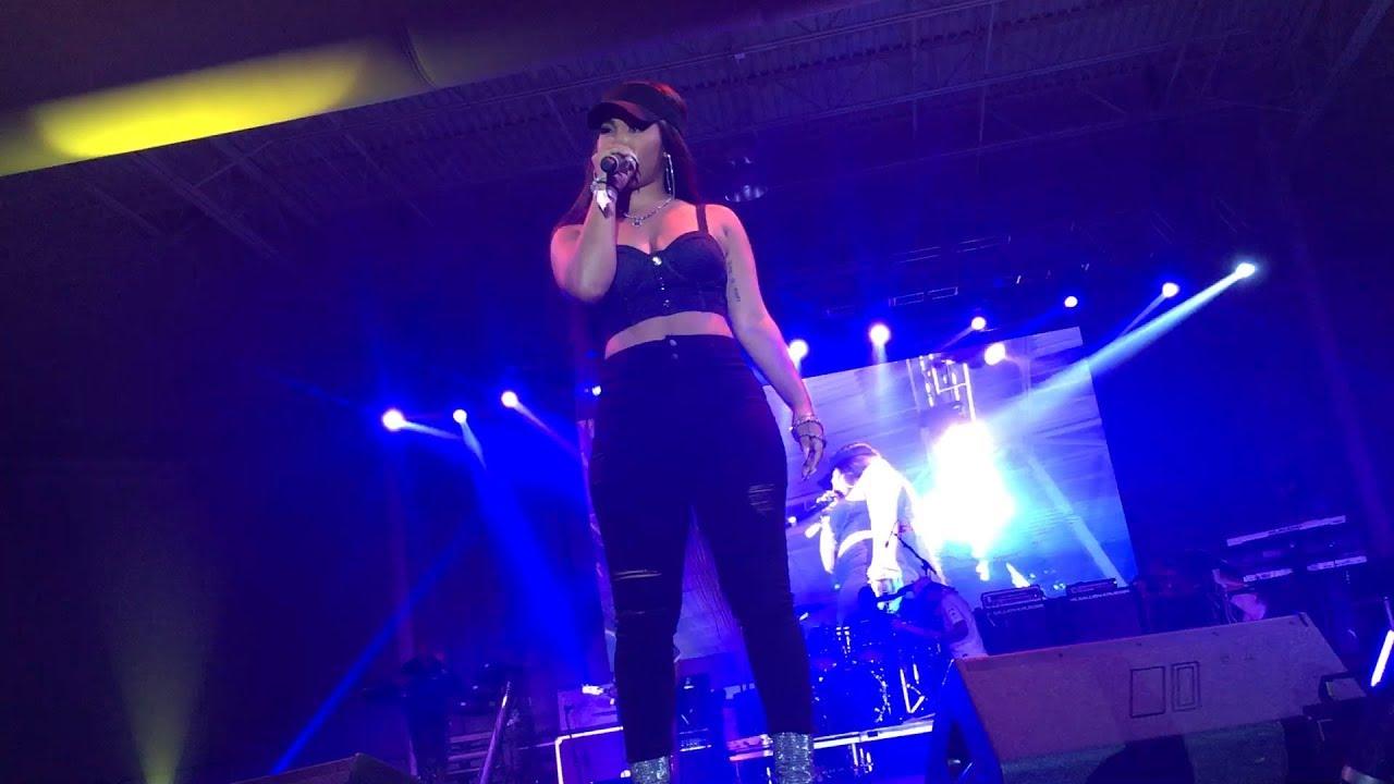 Image result for shenseea in concert