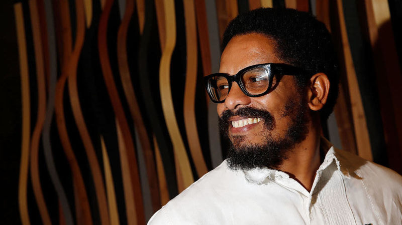 Rohan Marley in Las Vegas, January 2016