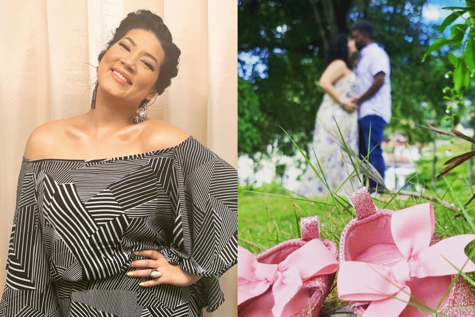 Image result for Tessanne Chin announces pregnancy