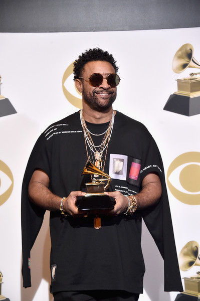 Image result for shaggy winning grammy