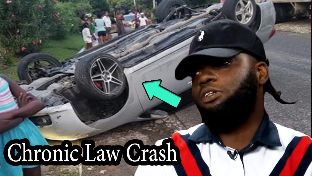 "Image result for chronic law car crash"""