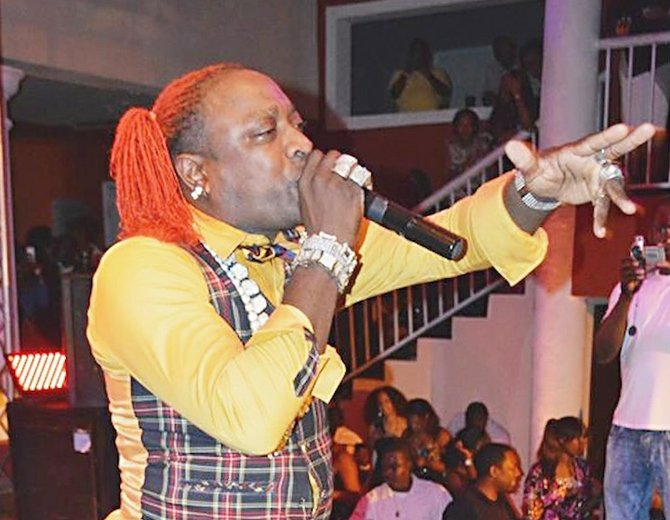 Image result for elephant man dancehall in concert""