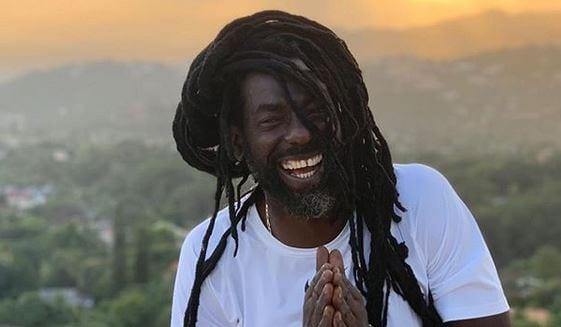 Buju banton laughing smiling 2019