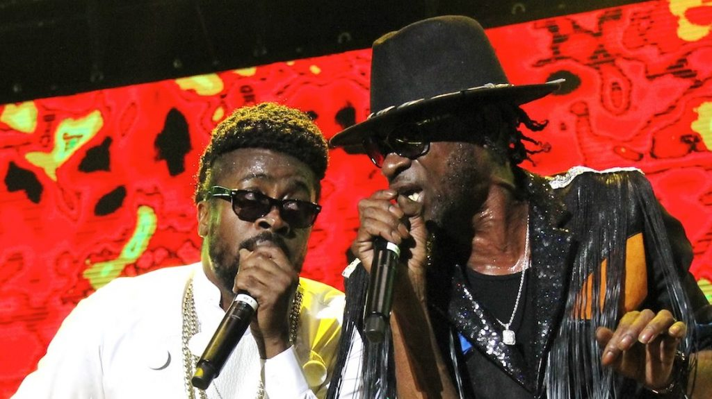 It's official: Beenie Man, Bounty Killer storm Verzuz battle this ...