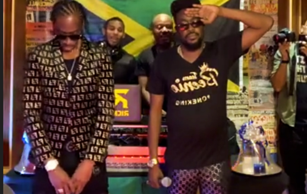 Beenie Man verzuz Bounty Killer 'fuh de culture', Jamaica full ...