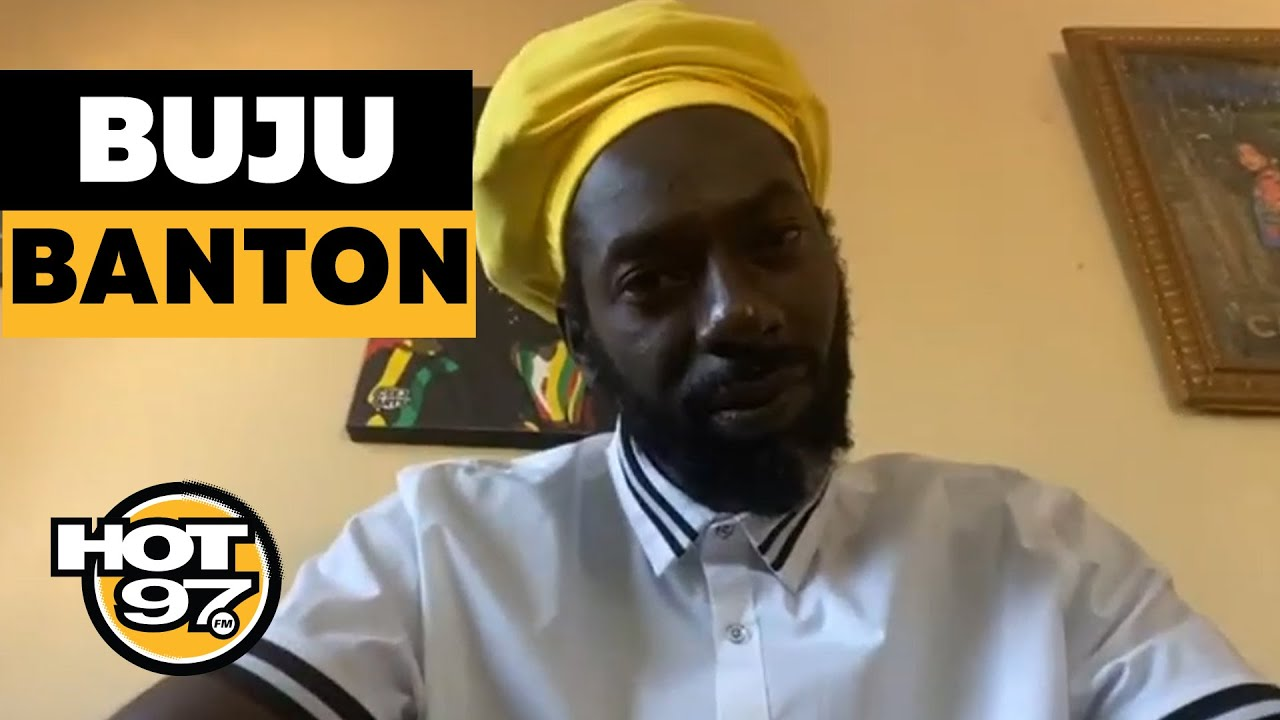Buju Banton On The Power Of Reggae Music, Koffee, Welcome Home ...