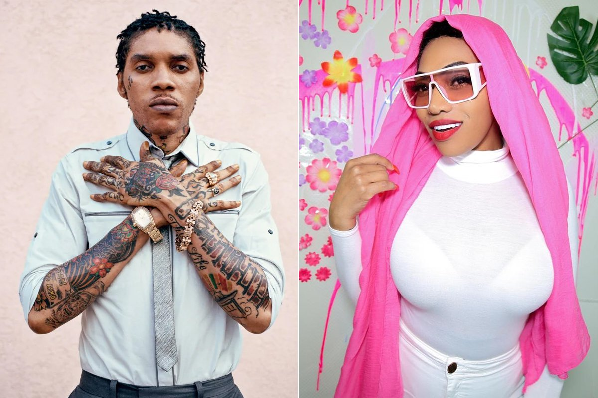 Lisa Mercedez Says Vybz Kartel Is Her Man – DancehallMag