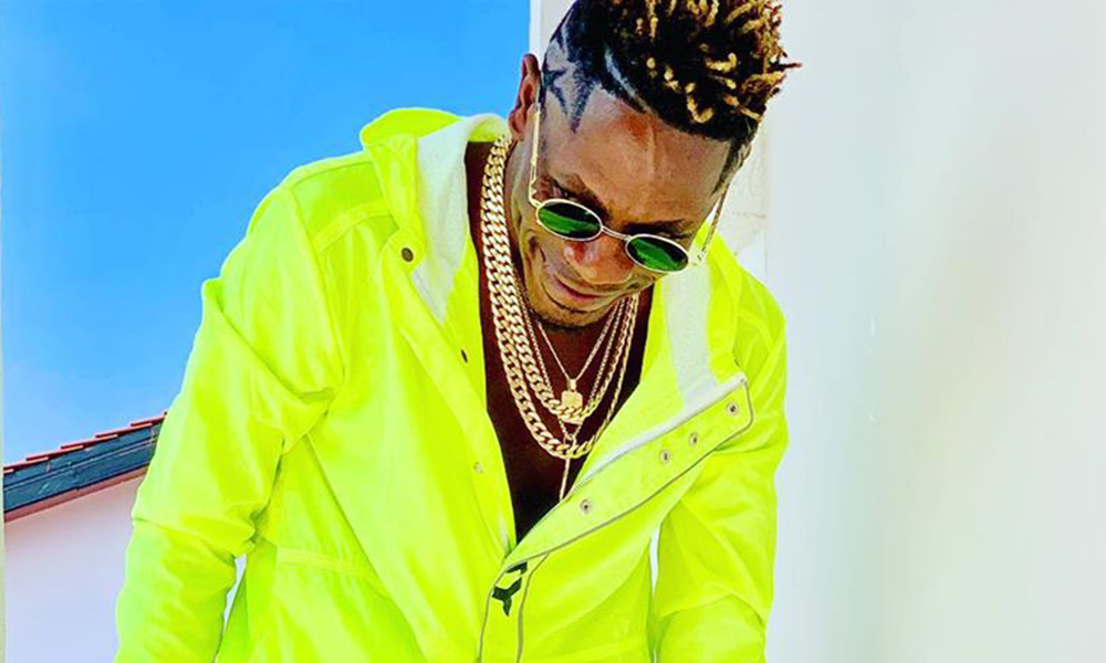 Shatta Wale tops charts in Jamaica with hit single: The Job ...