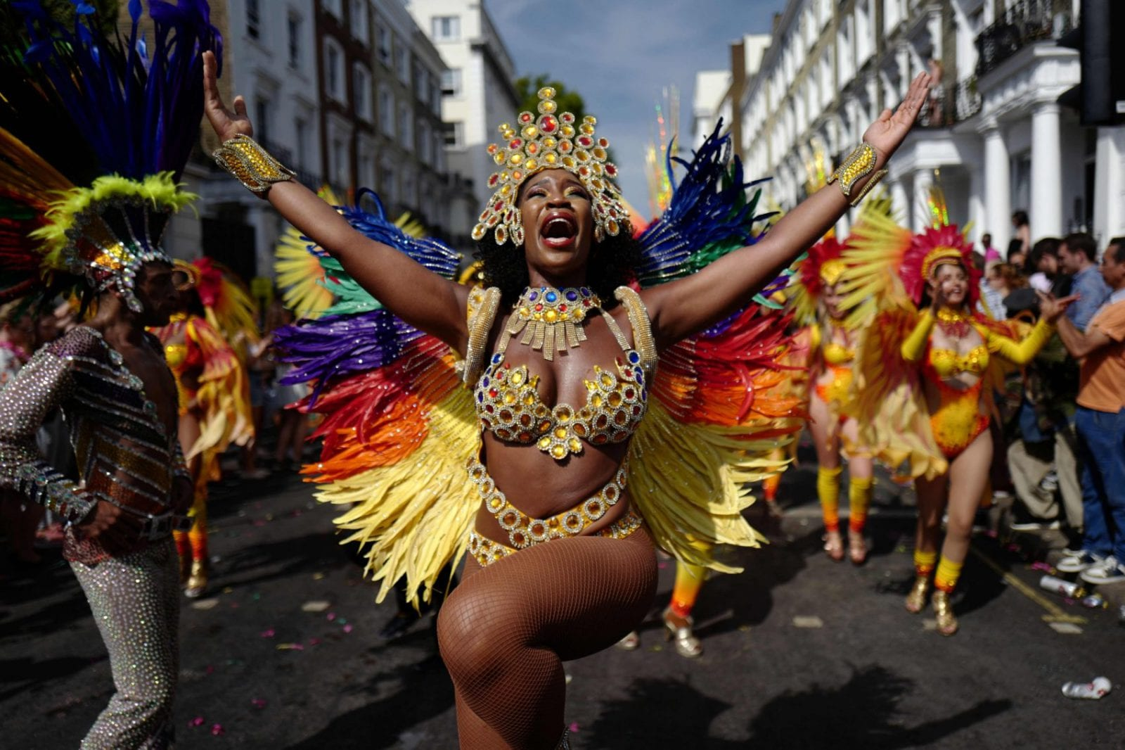 When is Notting Hill Carnival 2018? Route map, times, line-up and ...