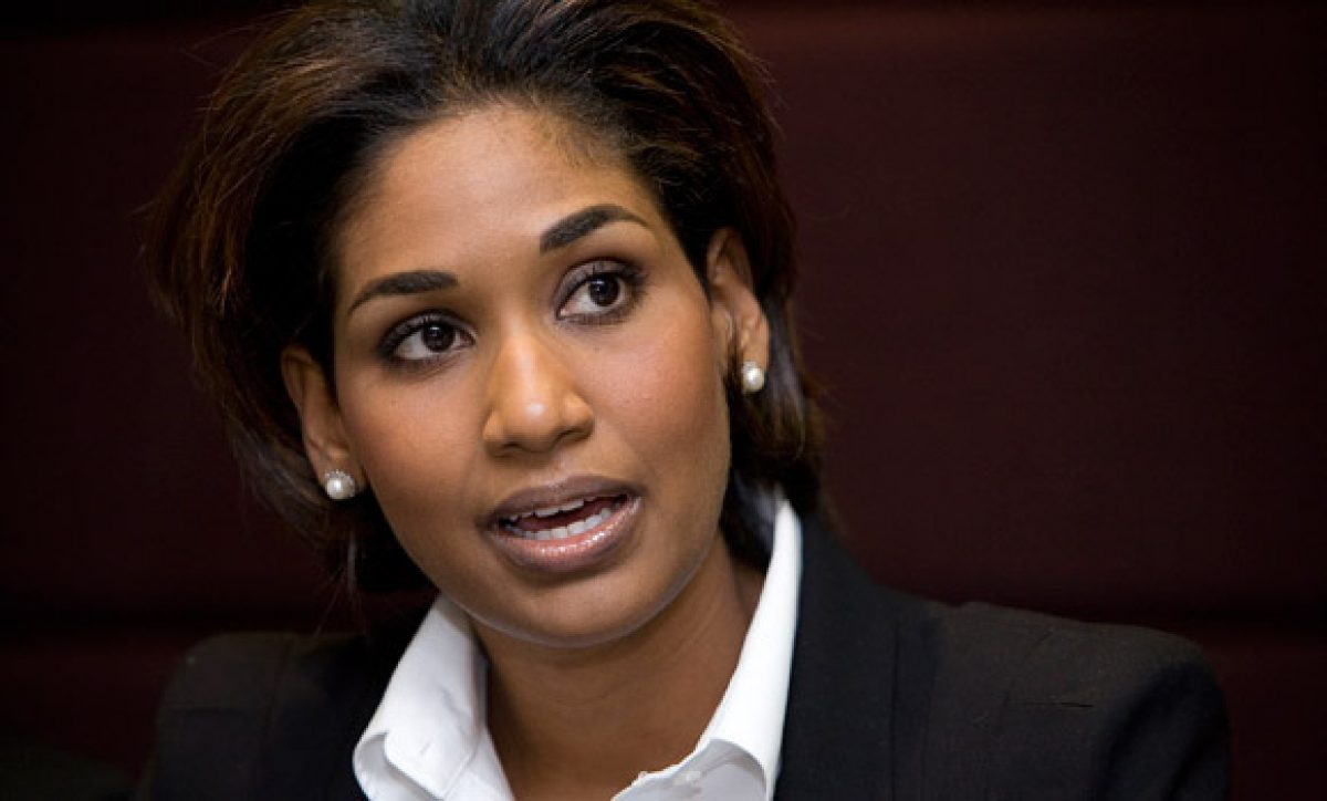 Jamaican MP Lisa Hanna accused of cronyism -- dodges charges but ...