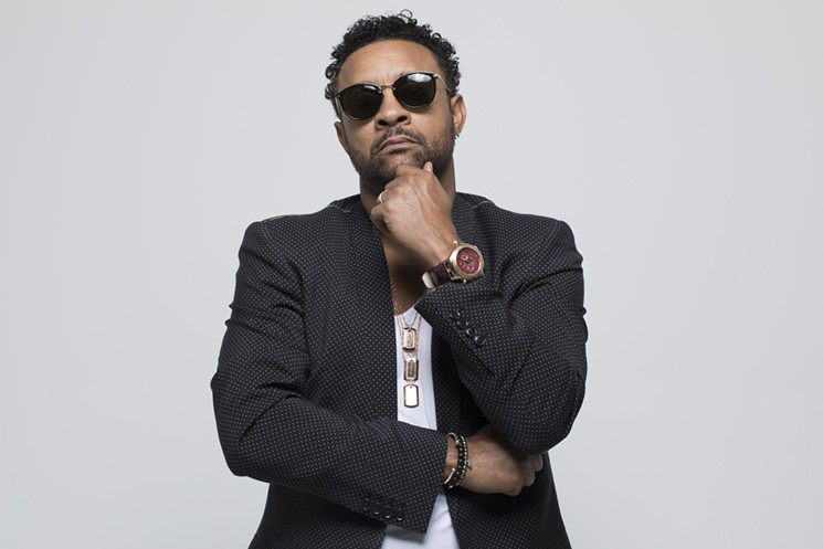 Shaggy Looks Back on His Career in Reggae Ahead of His Dallas Show ...