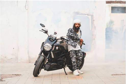 Protoje's like ROYALTY