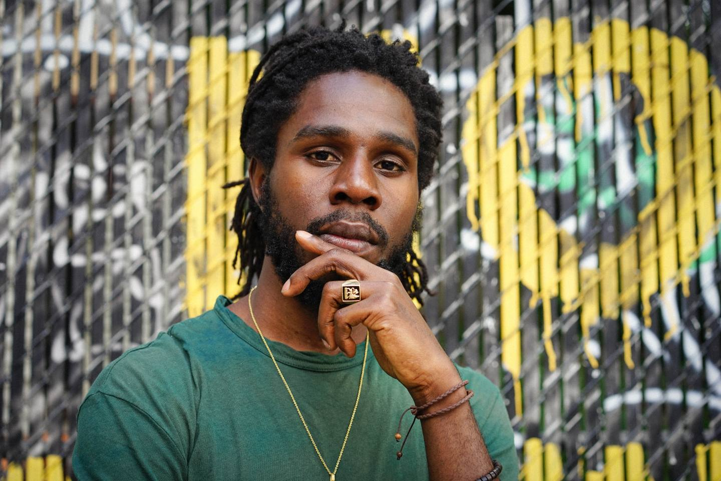 Chronixx Makes Music so That You Can Be a Better Person