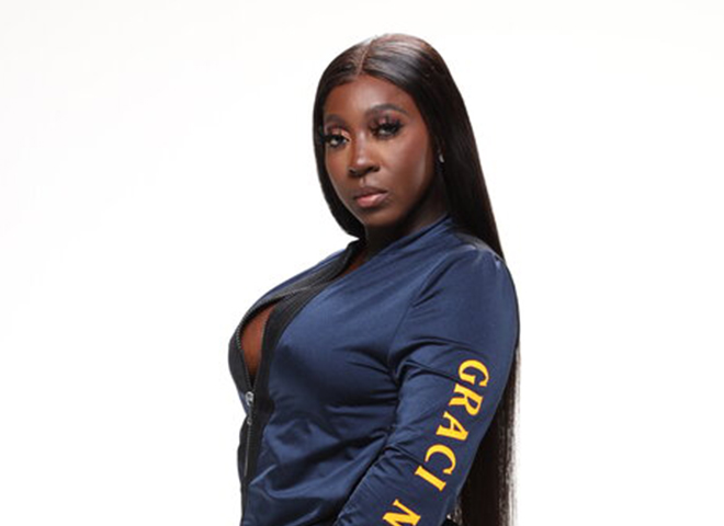 Graci Noir: A Luxury Fashion Brand by Queen of The Dancehall, Spice