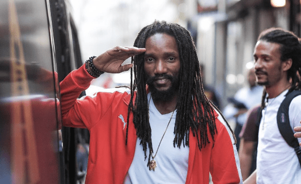 Meet Kabaka Pyramid, A Jamaican Reggae Artiste Who Prides In Buganda Kingdom
