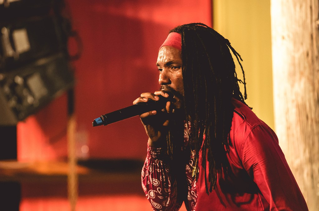 Kabaka Pyramid Premieres 'Kontraband' Album, Executive Produced By Stephen and Damian Marley: Exclusive | Billboard
