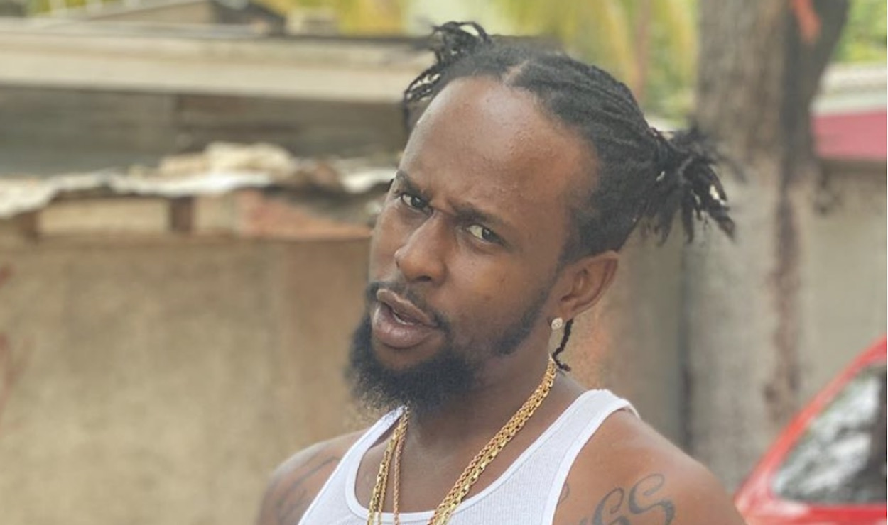 TROUBLE! Popcaan Get Slap Up By His Mother Miss Rhona, Who Can't Hear Must  Feel – Radio Dubplate