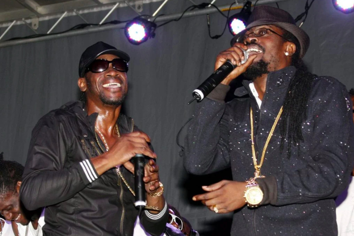 Beenie Man and Bounty Killer's Verzuz: The most unforgettable moments -  REVOLT