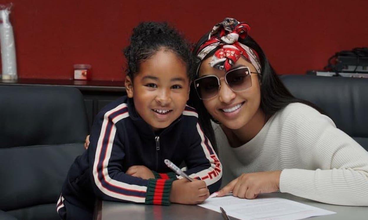 Shenseea's 4-Year-Old Son Rajeiro Is Already A Brand Ambassador - Urban  Islandz