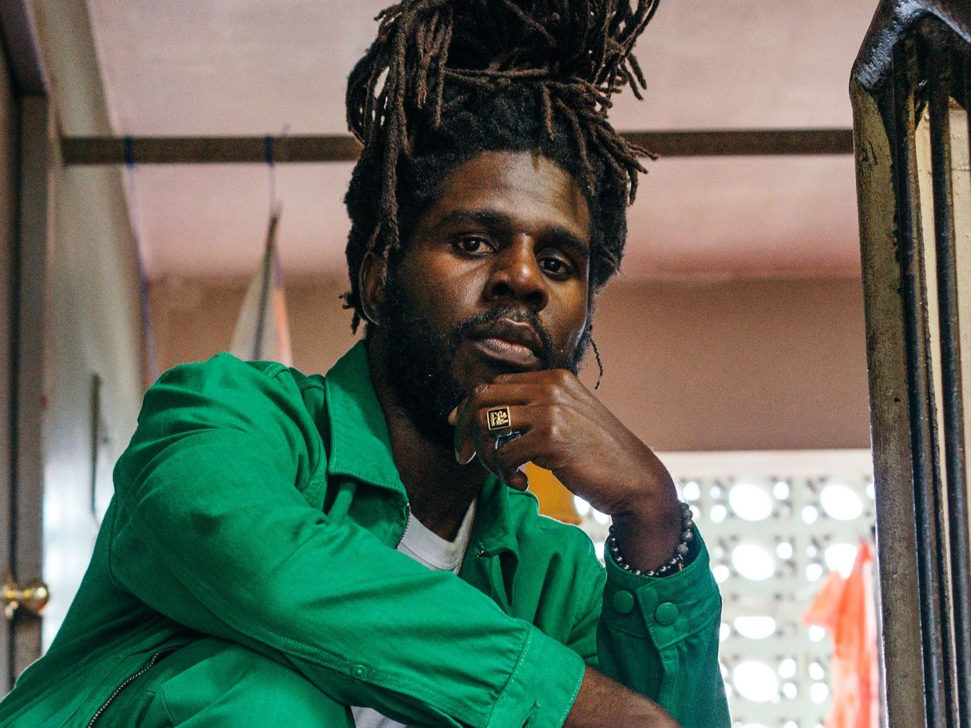 """Chronixx unveils his new visual for """"COOL AS THE BREEZE/FRIDAY"""" - REVOLT"""
