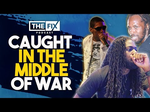 Di Genius on What It Was Like Being In The Middle of Gaza/Gully War || The Fix Podcast