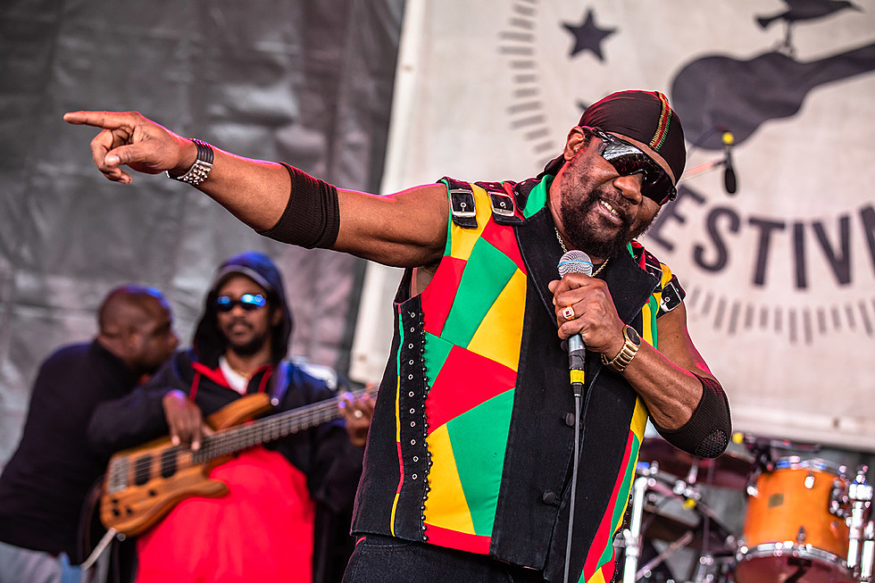 Toots and the Maytals' Toots Hibbert, RIP