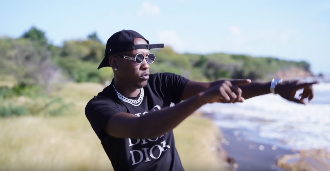 New Dancehall Video: Laden – You Can Make It (<a href=