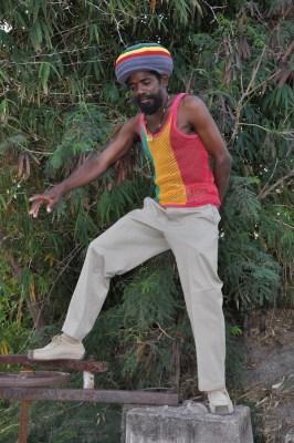 Reggae Star Cocoa Tea - LargeUp