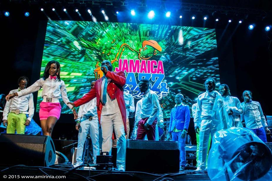 Review 'Jamaica Jazz and Blues Festival 2015': Jamaica Jazz and Blues  Festival 2015