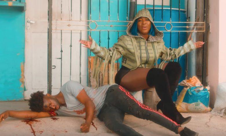"WATCH: Spice - ""Frenz"" Music Video"