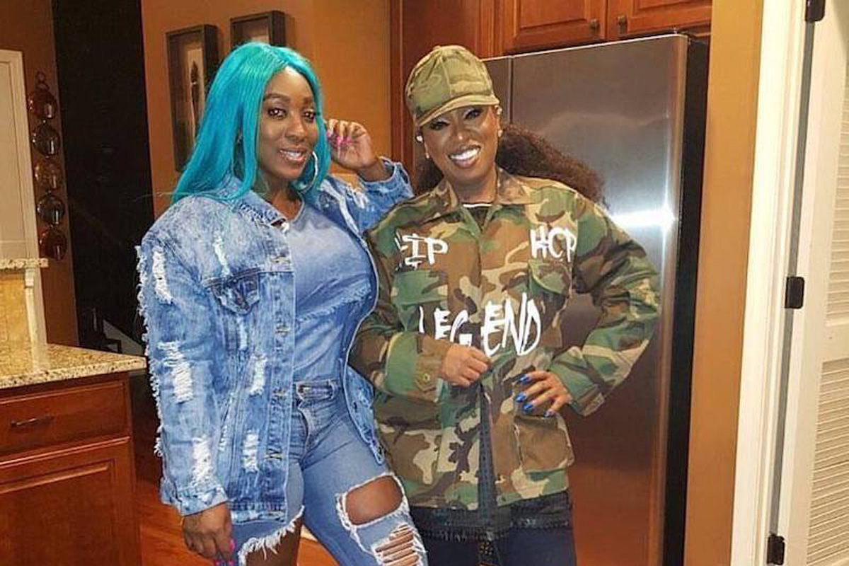 Missy Elliott Confirms A Collab With Dancehall Queen Spice Is Underway – My  Vue News
