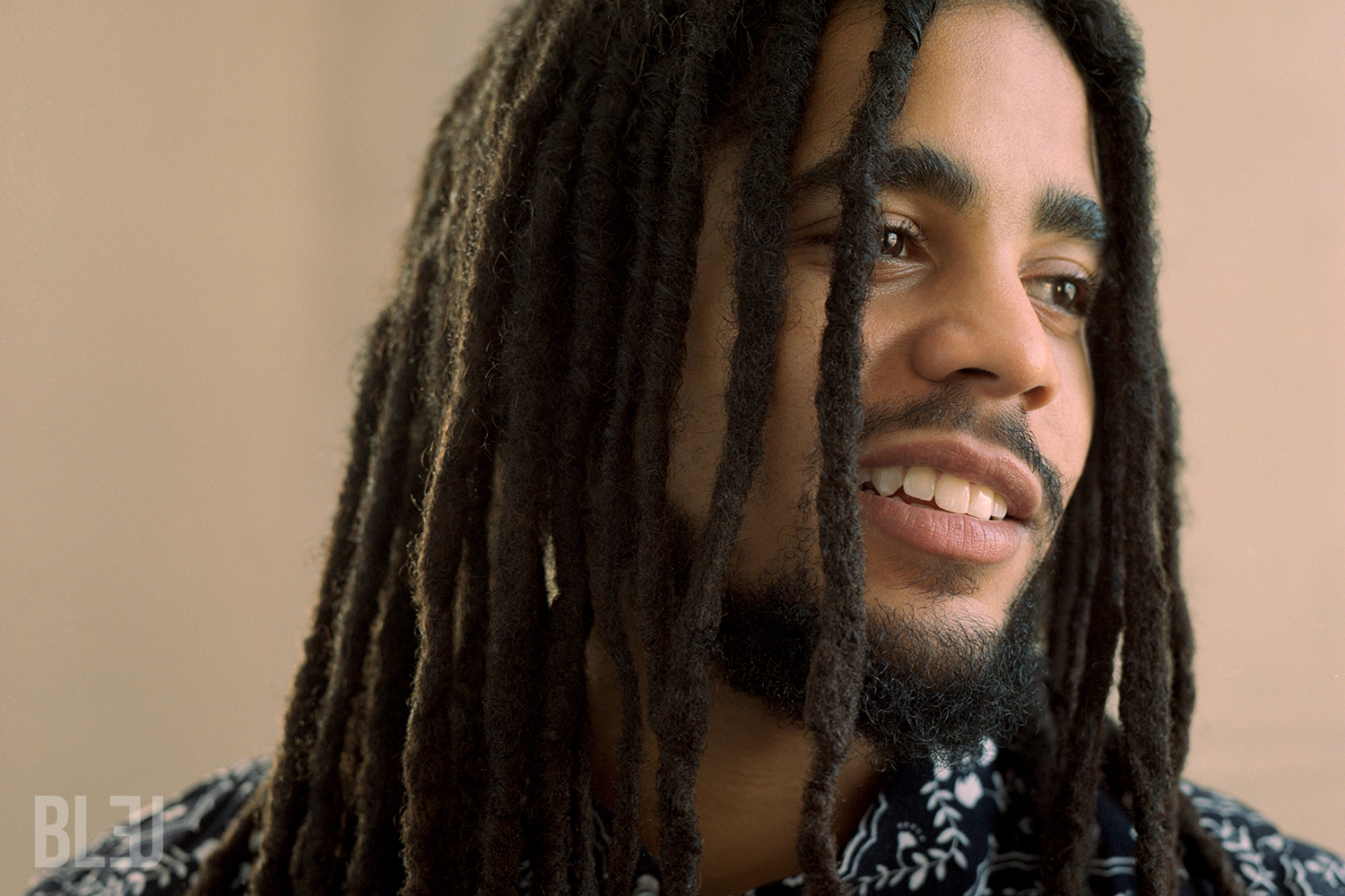 Skip Marley Was Born For This - Bleu