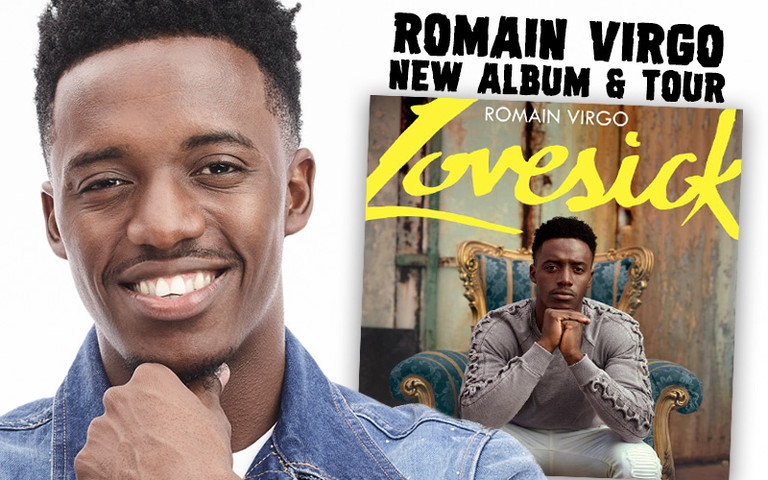 LoveSick - Romain Virgo Announces New Album & Tour
