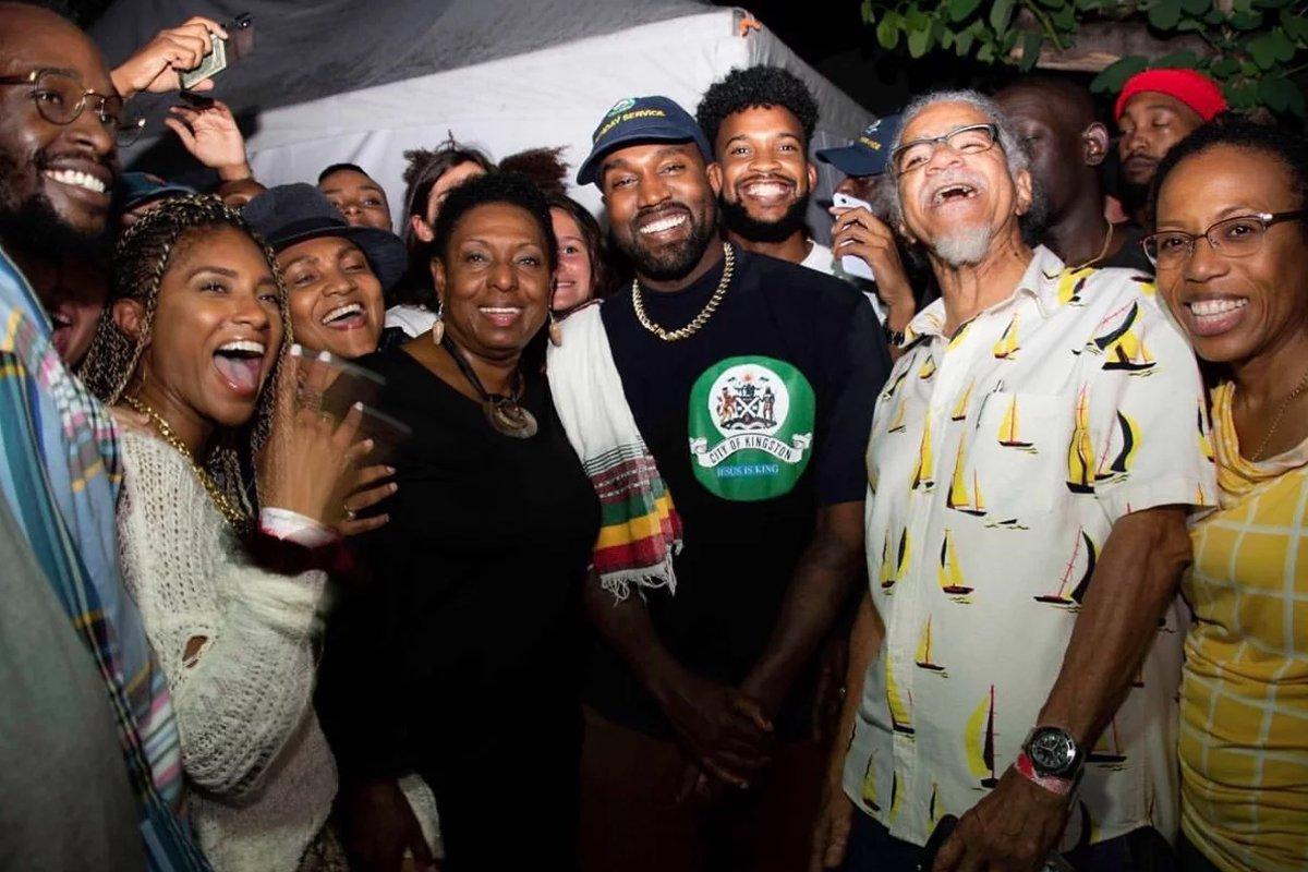 Kanye West got emergency Licence for Sunday Service in Jamaica - Stabroek  News