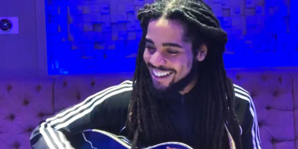 """Skip Marley Sings """"Slow Down"""" For Press Play 