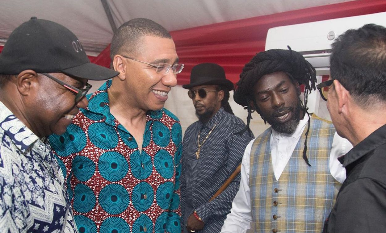 Dancehall Artistes Wants Jamaica's PM Andrew Holness To Help Entertainment Sector Amid Re-Election - Urban Islandz