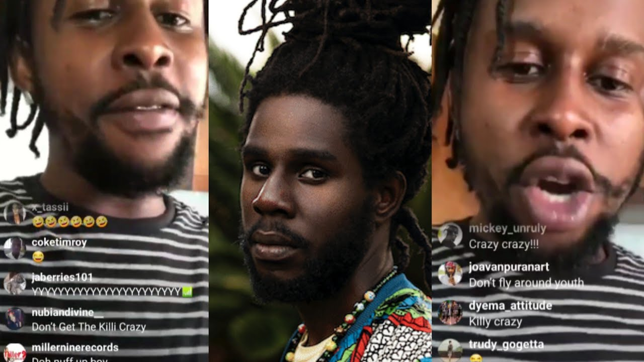 Listen What Popcaan Has To Say About Chronixx Talks Rastas In Dancehall +  Cooks With Friends! - YouTube