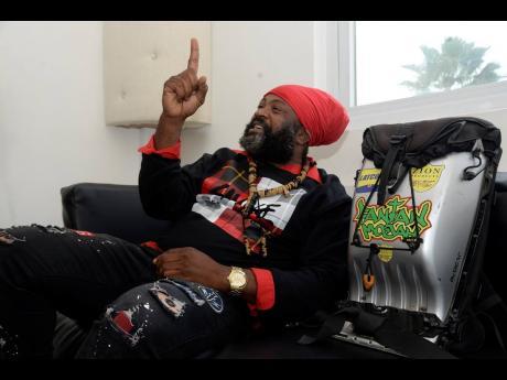 Fantan Mojah Charged With Breaking Covid Curfew – Radio Dubplate