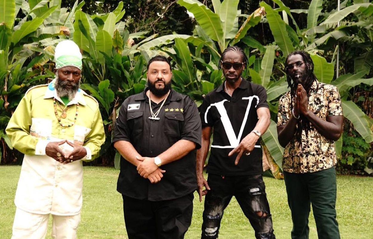 "DJ Khaled Drops Reggae Anthem ""Where You Come From"" Ft. Bounty Killer, Buju  Banton, Capleton & Barrington Levy - Urban Islandz"