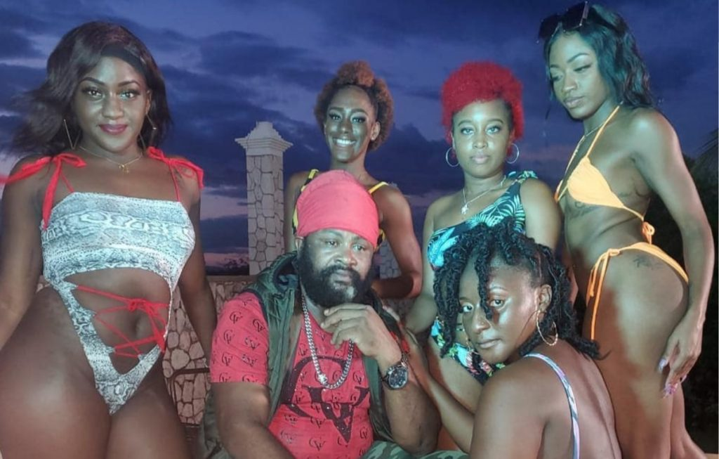 Fantan Mojah Returns With Explicit New Song and Video - TGM Radio