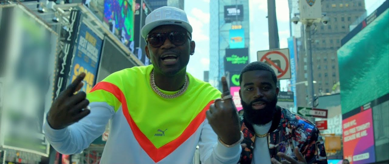 Jamaican dancehall superstar Busy Signal shares a new video for '100%'  featuring Afro B